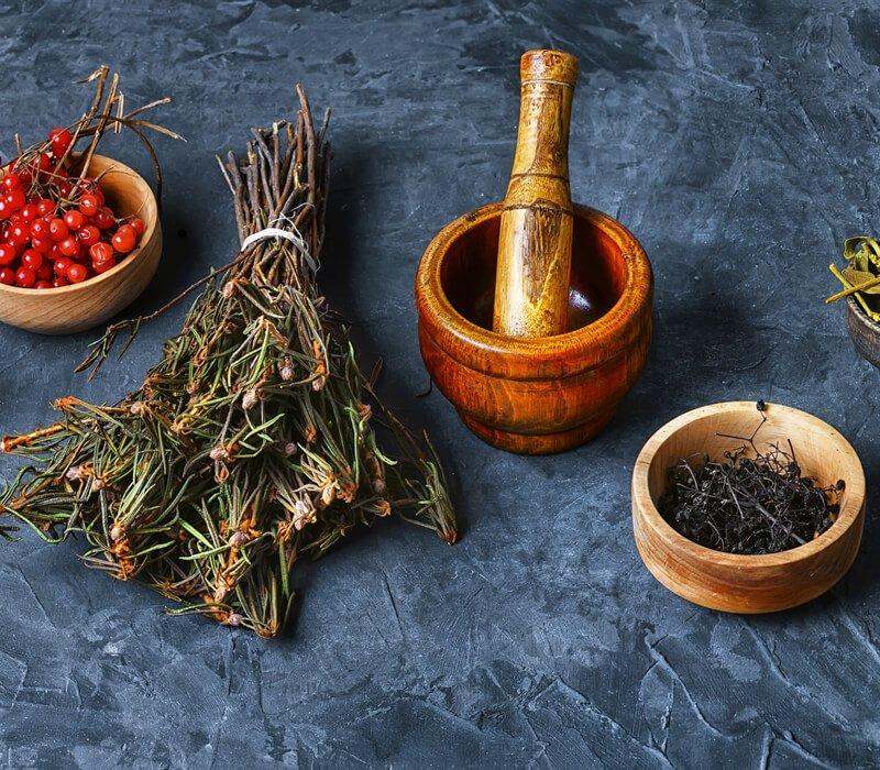 Herbs & Supplements Marin - Bridge Wellness